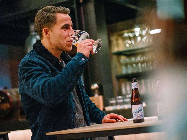 Zeger Van Noten, bekend van tv-programma Kamp Waes, wordt ambassadeur van de alcoholvrije variant van Kwaremont.