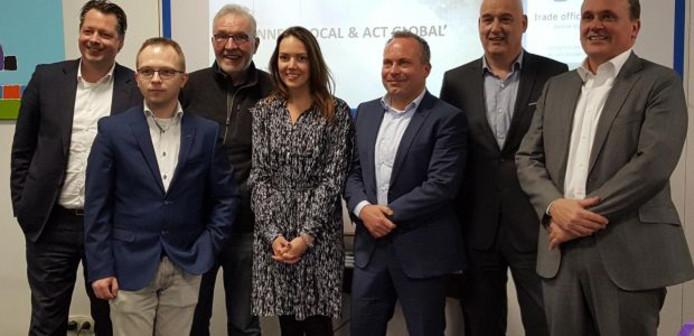 Bente Becker, Tweede Kamerlid voor de VVD, was vrijdag te gast in Raalte.
