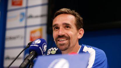 """Sven Kums terug bij AA Gent: """"Ik verwijt Kompany helemaal niets, hij heeft mij een uitleg gegeven"""""""