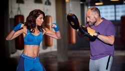 Video: Jan Van Looveren en Saartje Vandendriessche samen in de sportschool