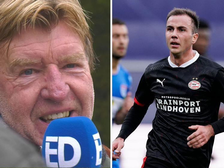 Met Aad naar het casino: 'Ik zou mijn geld nu op een titel van PSV zetten'