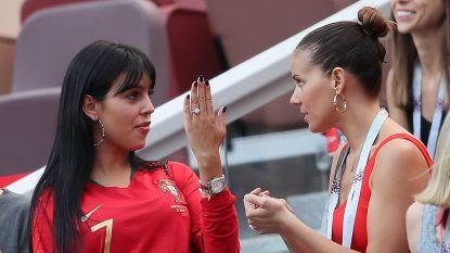 """WK LIVE: Mertens en Vertonghen dollen met fans -  Neymar traint """"normaal"""" mee bij Brazilië - Georgina fier op Ronaldo...en haar ring"""