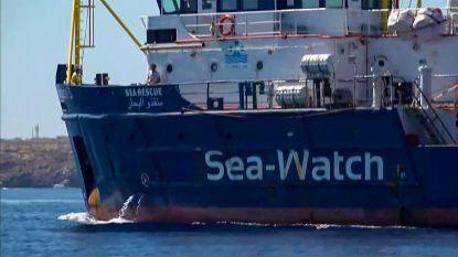 Duits ngo-schip wil met migranten aan boord Italiaanse wateren binnenvaren en riskeert sancties