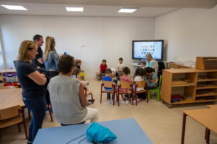 Opening nieuwe basisschool de Korenaar Eindhoven