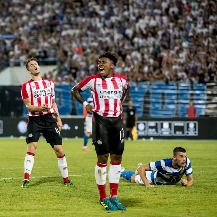 PSV faalde deze week in Osijek en hoopt nu op een goede competitiestart.