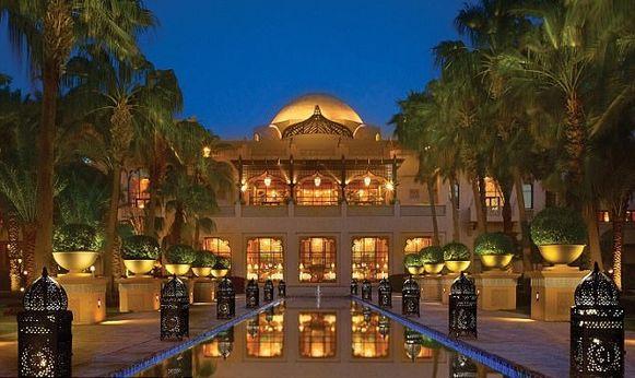 De One&Only Mirage in Dubai.