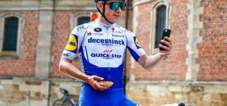 """Evenepoel va courir le premier """"Monument"""" de sa carrière au Tour de Lombardie le 15 août"""