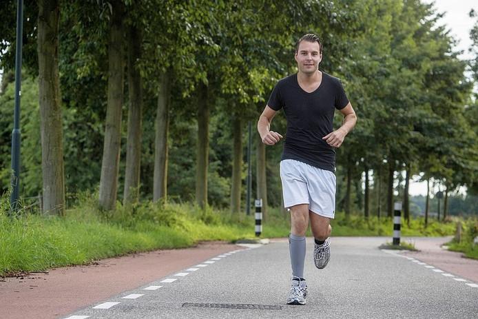 Joop Hoekstraat gaat voor de vijf kilometer.