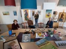 Creatief Rooi: een plek om te creëren, exposeren en... te buurten