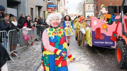 Geen confetti meer tijdens carnavalstoeten