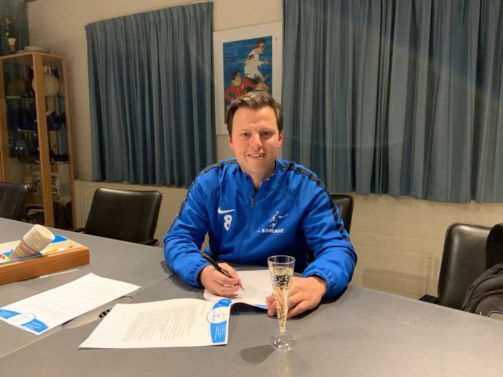 Sander Janssen verlengt contract bij Boskant