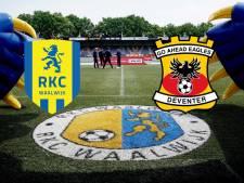 RKC Waalwijk -  Go Ahead Eagles