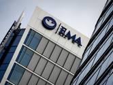 Het huidige kantoor van het EMA op de Londense Canary Wharf.