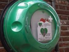 Opnieuw AED's gestolen in Sprundel