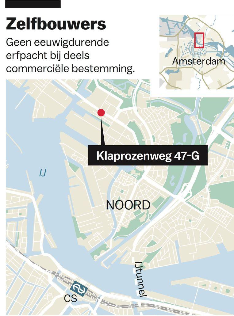 Maps4news Beeld LVDB / Het Parool