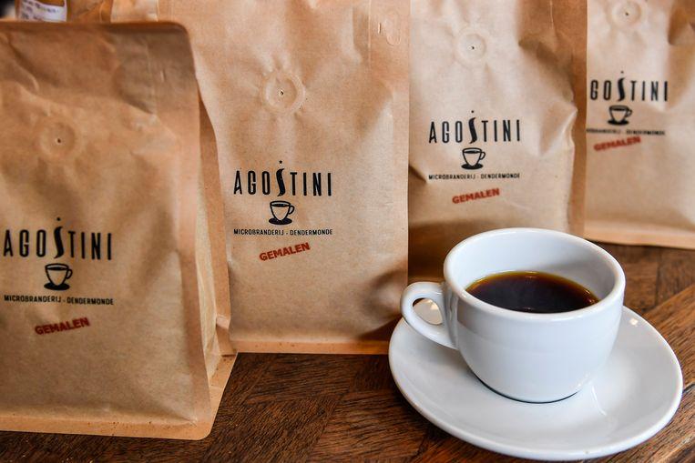 Onder andere de koffie van Agostini zal te proeven zijn.