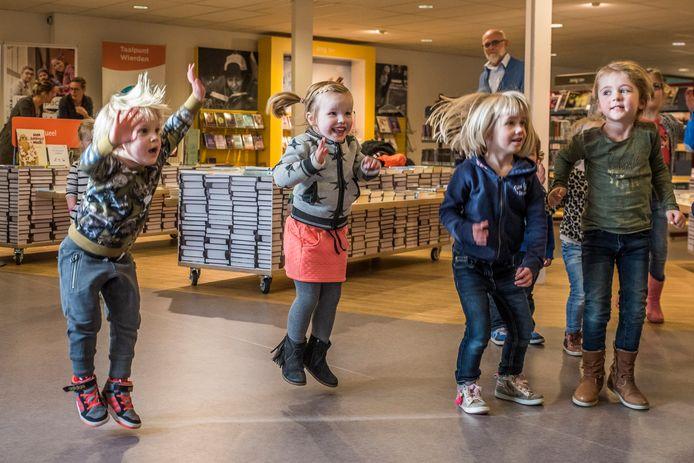 De Kaliber Kunstenschool moet rekening houden met 10 procent minder subsidie van Wierden.