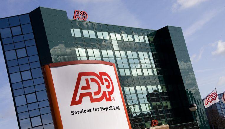 ADP kantoor in Rotterdam. Foto ANP Beeld