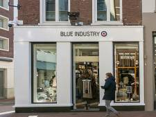 Blue Industry opent eigen winkel op Kleine Berg in Eindhoven