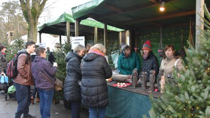 Kerstmarkt en Jinglerun op dorpsplein