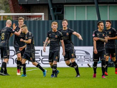 GA Eagles toont ruggengraat én tekenen van herstel in Flevopolder