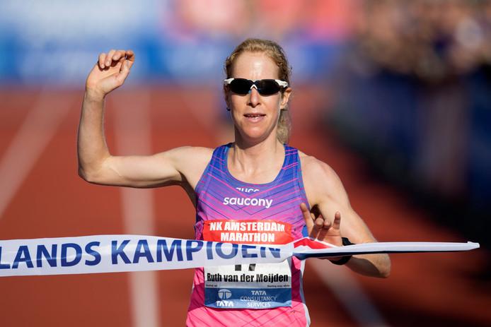 Ruth van der Meijden. Foto: ANP
