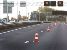 Rijkswaterstaat waarschuwt: drukte op Zuid-Hollandse wegen dit weekend