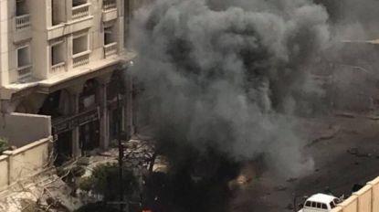 Grote explosie in Egyptische kuststad Alexandrië