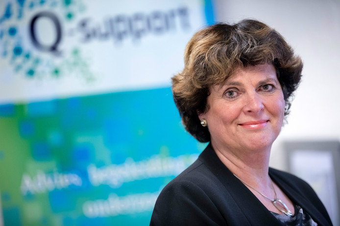 Annemieke de Groot, directeur Q-support.