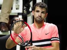Dimitrov treft Goffin in halve finale ABN Amro World Tennis Tournament
