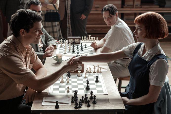 Waarom de Netflixserie The Queen's Gambit zo'n enorm succes is | Show |  AD.nl