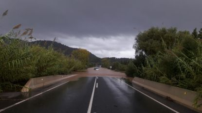 Mallorca opnieuw getroffen door noodweer en overstromingen