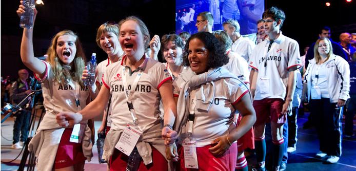 In 2012 werden de Special Olympics in Den Bosch georganiseerd. Daar deden 2100 sporters met een geestelijke beperking aan mee.