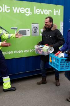 Wecycle-actie op basisscholen Eindhoven, Veldhoven en Eersel