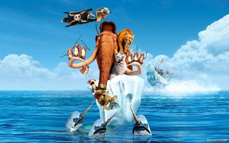 Als 'Ice Age 4' in Groot-Brittannië vertoond wilde worden, dan moest een zinnetje waarin een personage 'spastisch' genoemd werd, eruit.