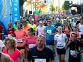 'Marathonloper lag 1,5 uur zwaar geblesseerd langs parcours'
