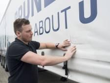 Vrachtwagens bij Frans op den Bult doelwit van criminelen
