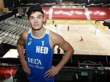 Ruben Penninga ongeduldig en gemotiveerd na uitschakeling op Beach Open