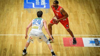 Antwerp Giants verstevigt tweede plaats in Euromillions Basket League