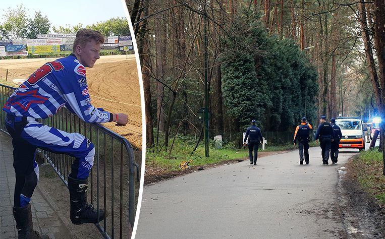 Bij het ongeval kwam de 16-jarige Ian Goormans om het leven.