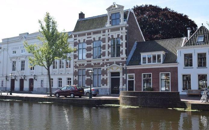 De Oude Veste in Leiden