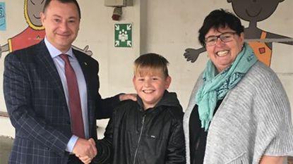 Uitslag nieuwe kindergemeenteraad
