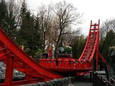 Tegenvaller Avonturenpark Hellendoorn: spiksplinternieuwe attractie kapot bij opening