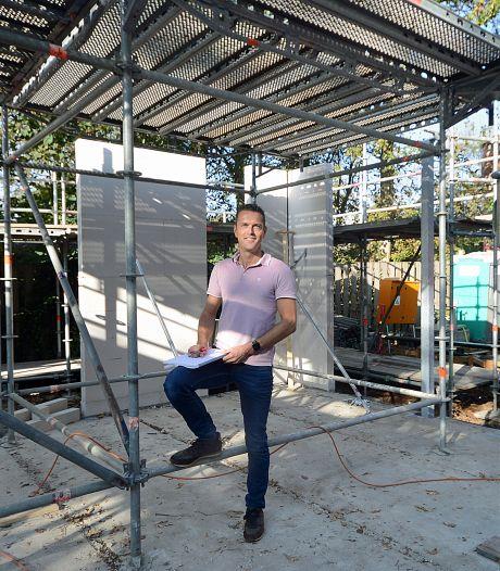 Salomon van Belzen: 'Ik wilde altijd al in de bouw werken'