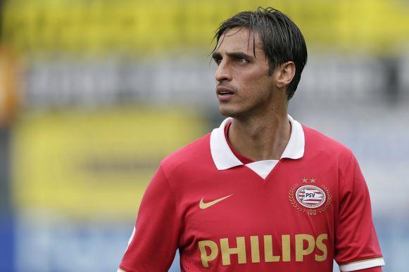 Bryan Ruiz, ex-Gent en onlangs even in beeld bij Anderlecht,.