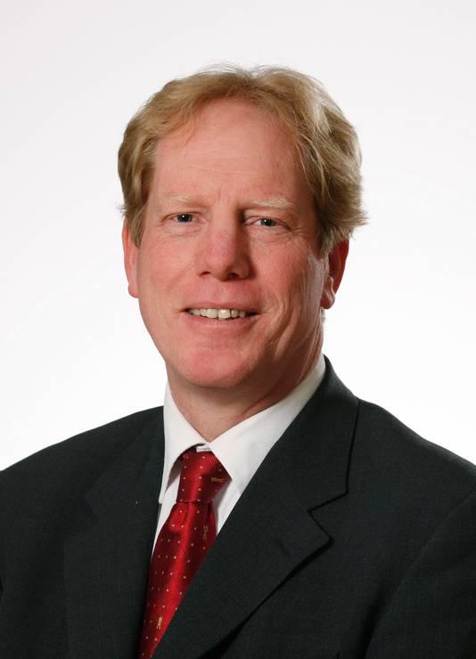 Burgemeester Peter de Jong van Westvoorne