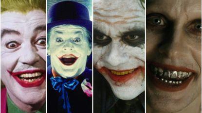 POLL. Deze vier Jokers gingen Joaquin Phoenix voor als de iconische schurk, maar wie was de beste?