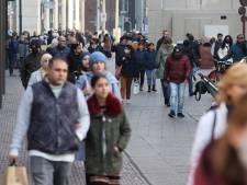 Gemeente Den Haag waarschuwt: 'Kom niet naar de binnenstad, het is te druk'