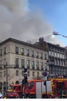 Importants dégâts après un incendie dans le centre ville de Bordeaux