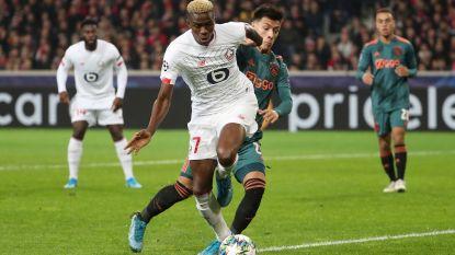 Jackpot voor Charleroi wellicht nog een jaar uitgesteld: gegeerde Osimhen wil bij Lille blijven